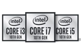 Intel 10750H Mobile Benchmarks