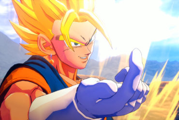 Dragon Ball Z Kakarot super attacks