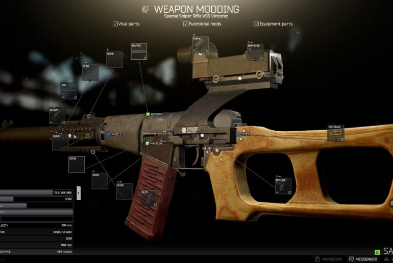 Escape From Tarkov Best Tier 1 Weapons Guide