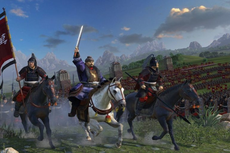 Total War Liu Chong Faction