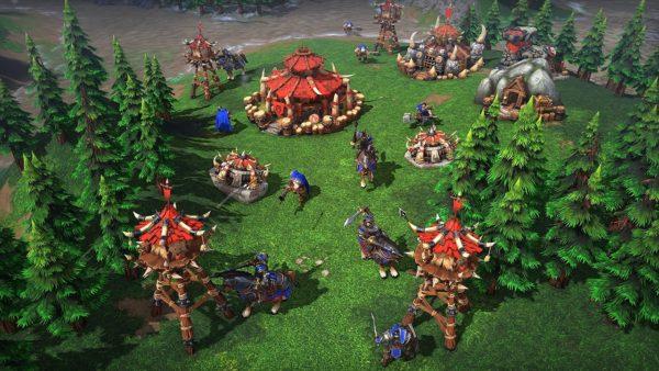 Warcraft 3 Reforged Beta