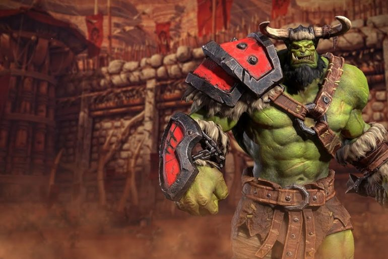 Warcraft 3 Reforged Orc