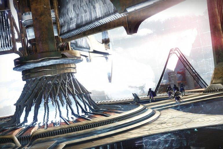 Destiny 2 Legendary Sundial