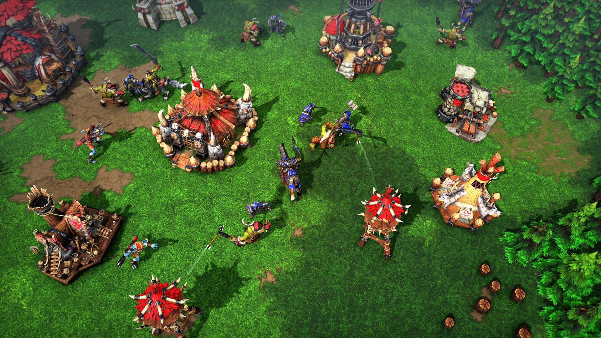 Warcraft 3 Reforged Buildings