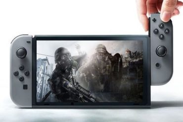 Metro: Last Light Nintendo Switch