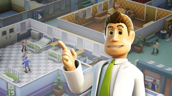 How to Unlock the Golden Toilet in Two Point Hospital