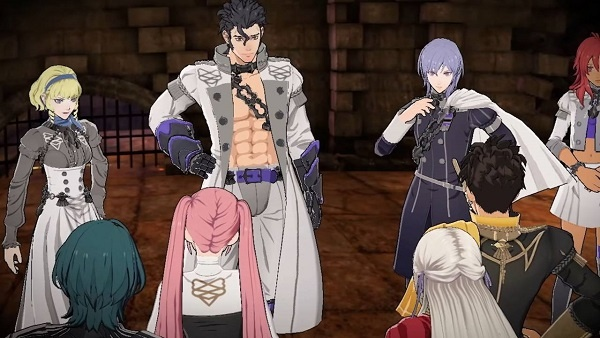 How to Start Fire Emblem: Three Houses Cindered Shadows DLC