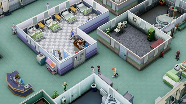 Two Point Hospital Illnesses Guide