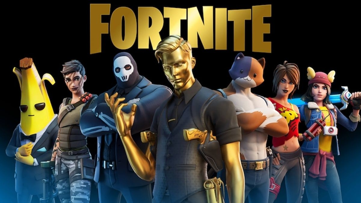 Gold Midas Skin Fortnite