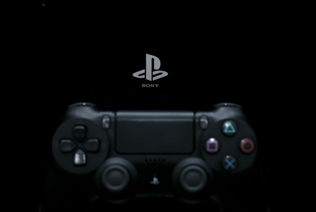 PS5 Boot Screen