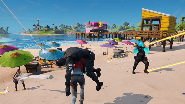 Fortnite Guide – Lonely Recliner, Radio Station, and Outdoor Movie Theater Locations