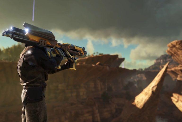 Ark Genesis weapons