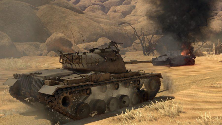 Tank Mechanic Simulator Upgrade