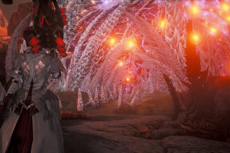 Code Vein Hellfire Knight Companion Outfits