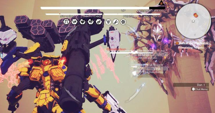 Daemon X Machina Dominator