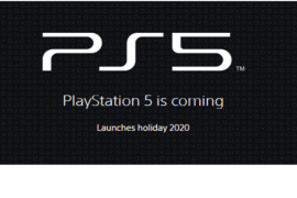 PS5 launch title