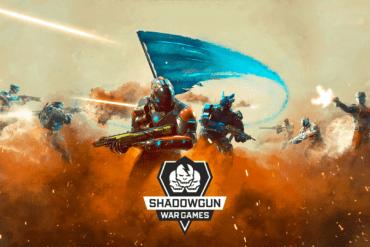 Shadowgun War Games Capture The Flag