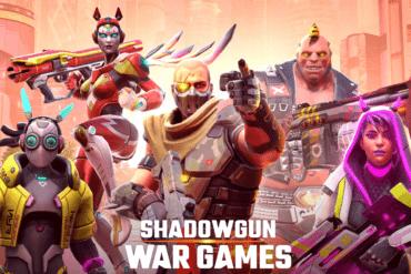 Shadowgun War Games TDM