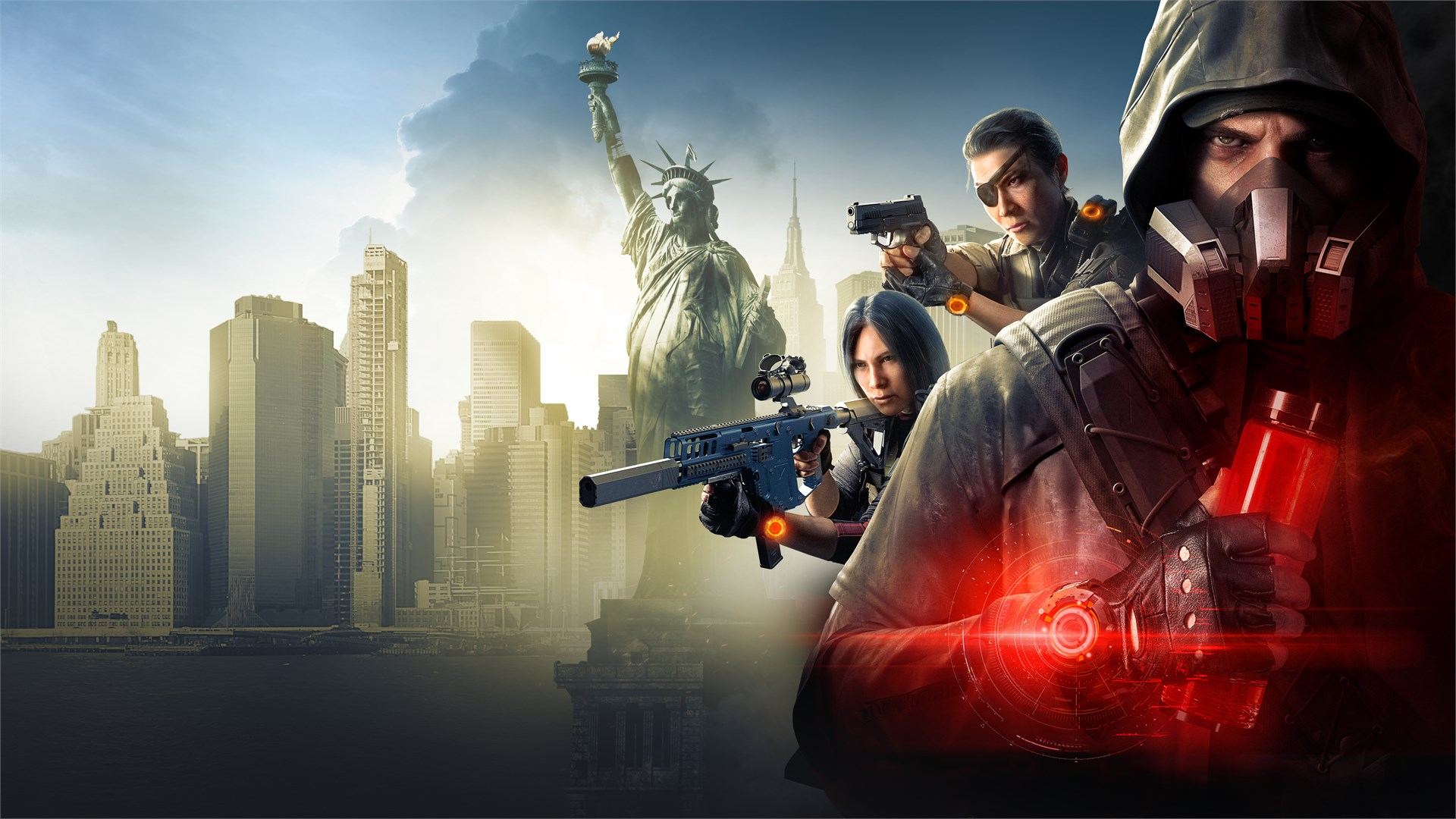 Division 2 Warlords Of New York