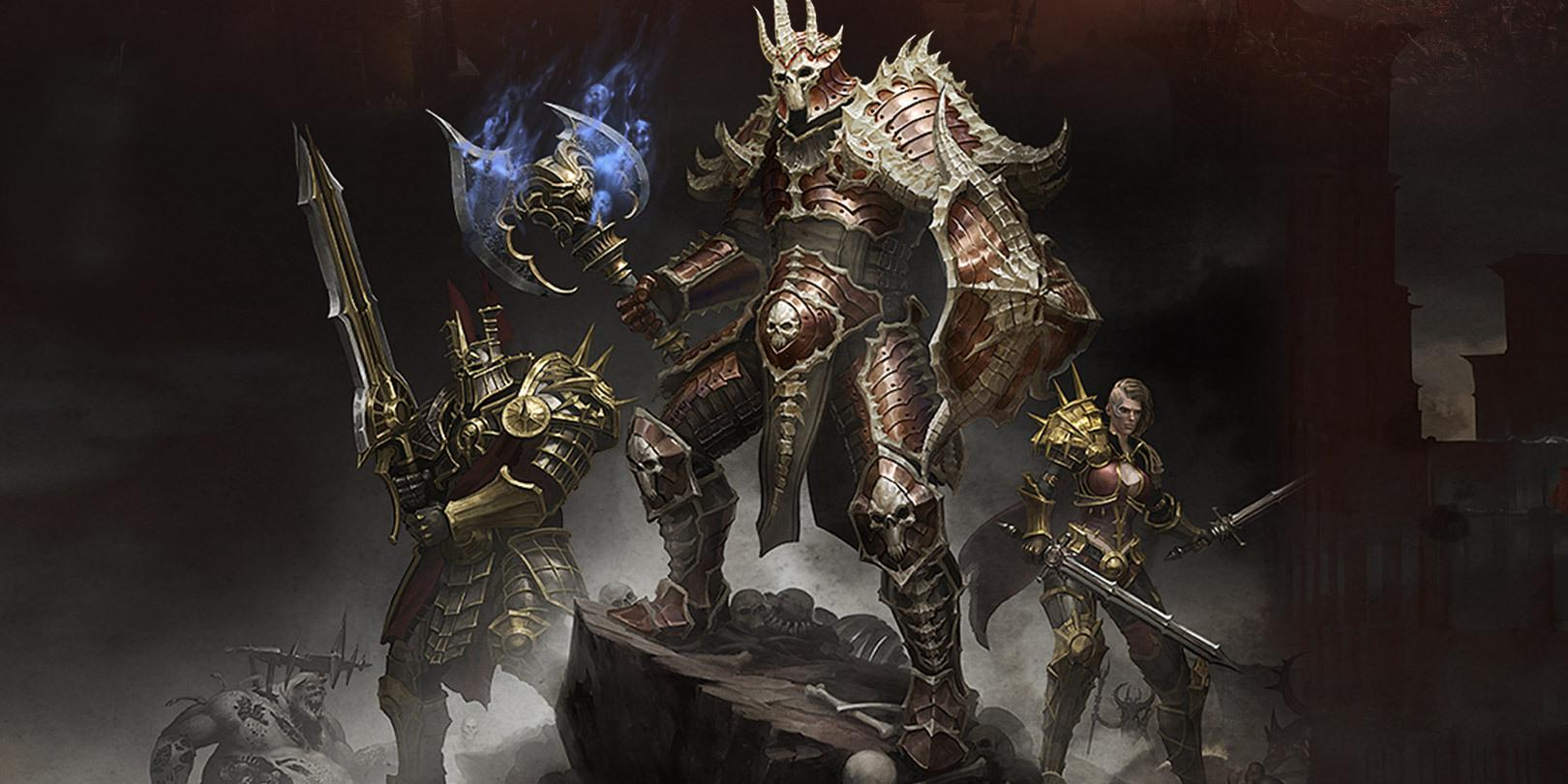 Wolcen Statis Knight