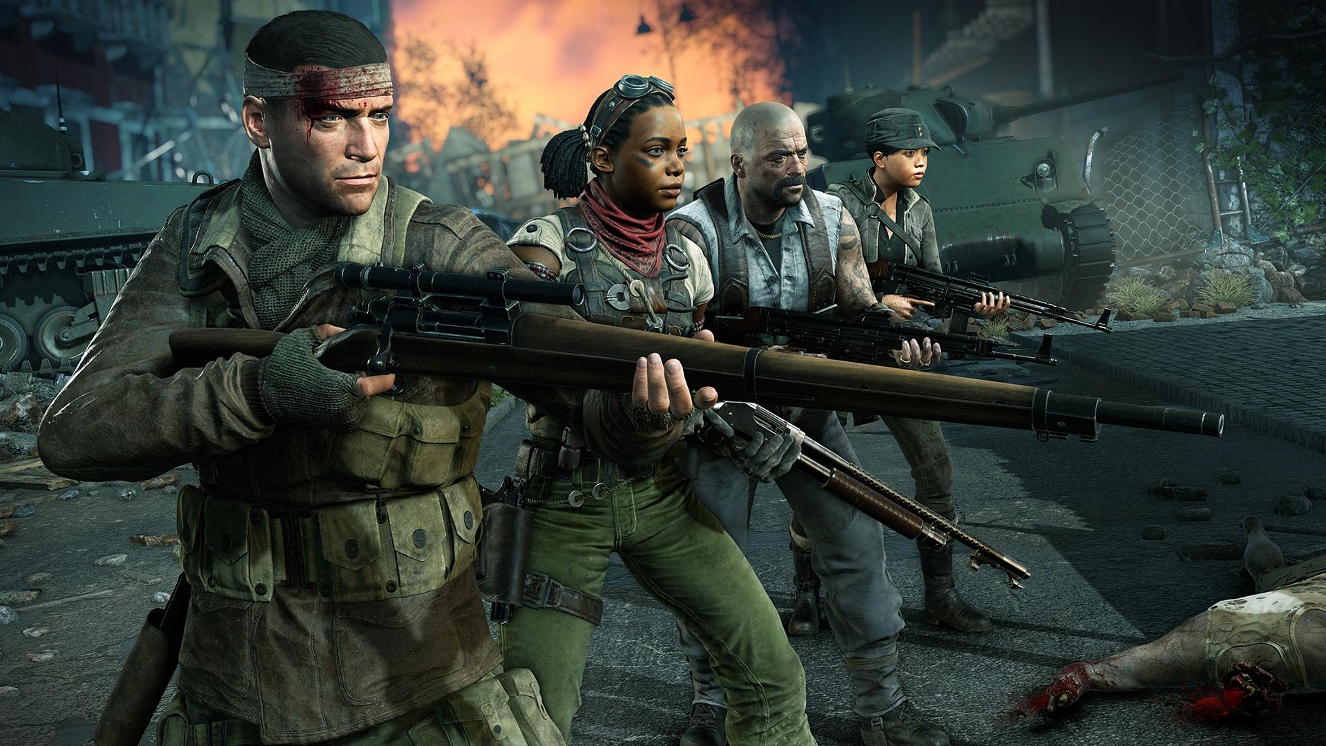 Zombie Army 4 Dead War Mods
