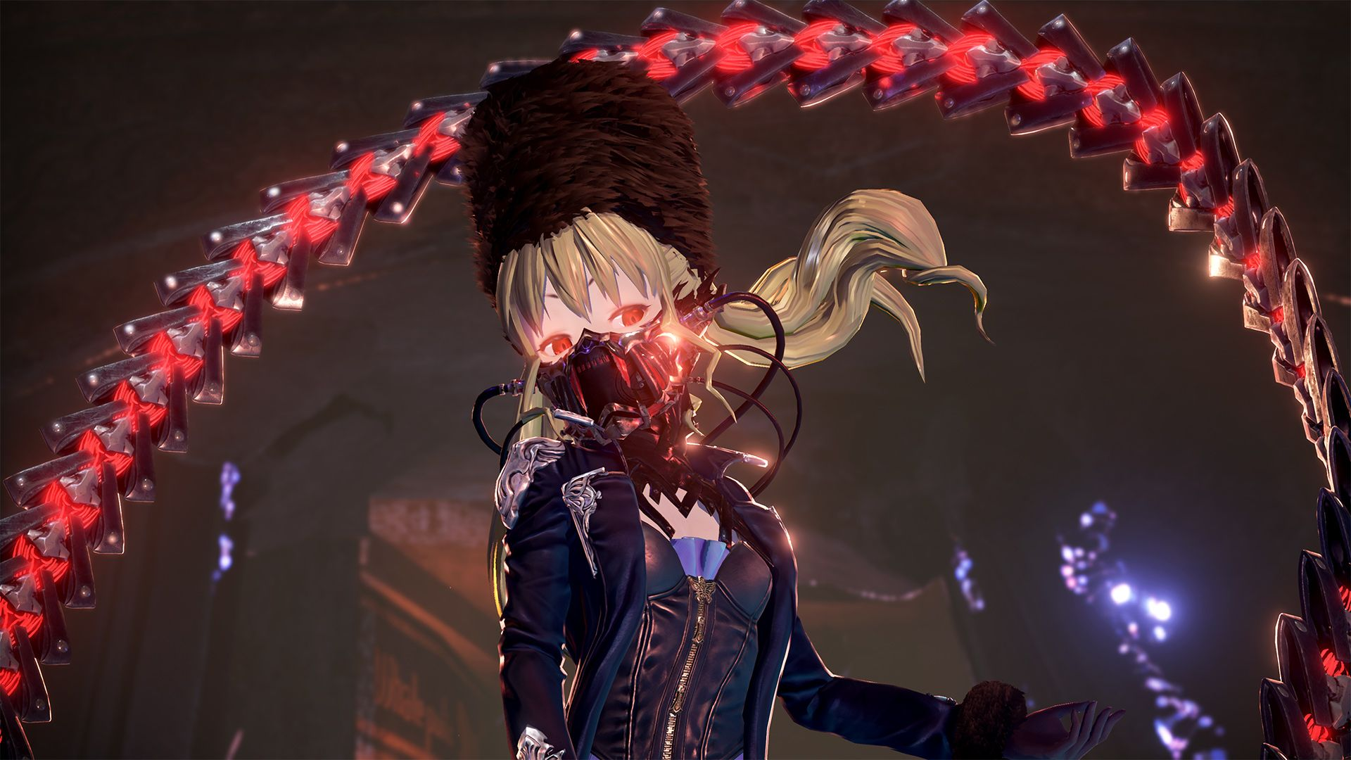 Code Vein Blazing Heretic