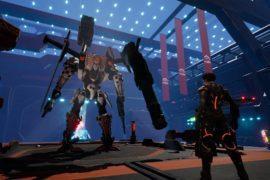 Daemon X Machina Bolt Omega