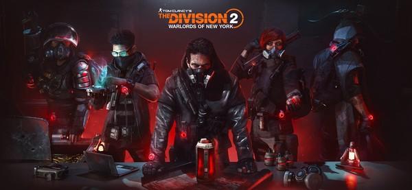 Division 2 Warlord
