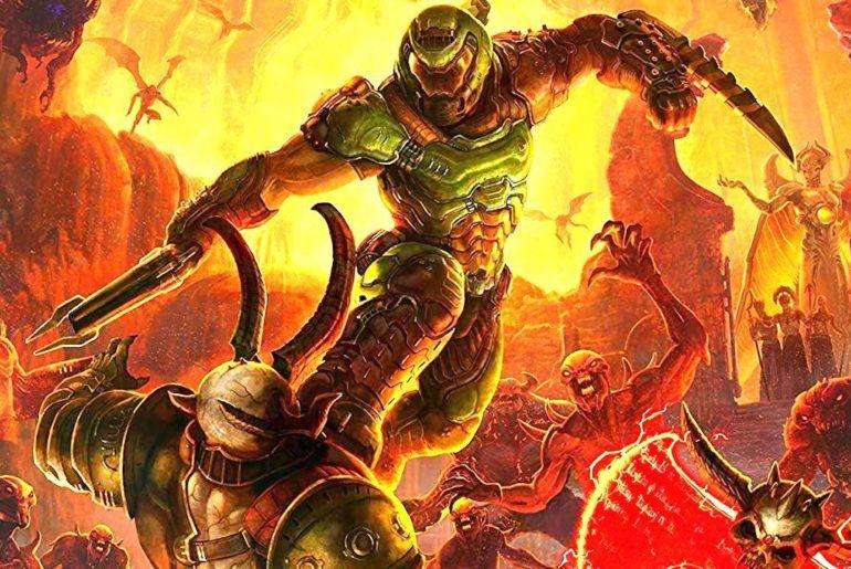 Doom Eternal Levels