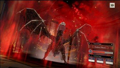 Fire Emblem Umbral Beast
