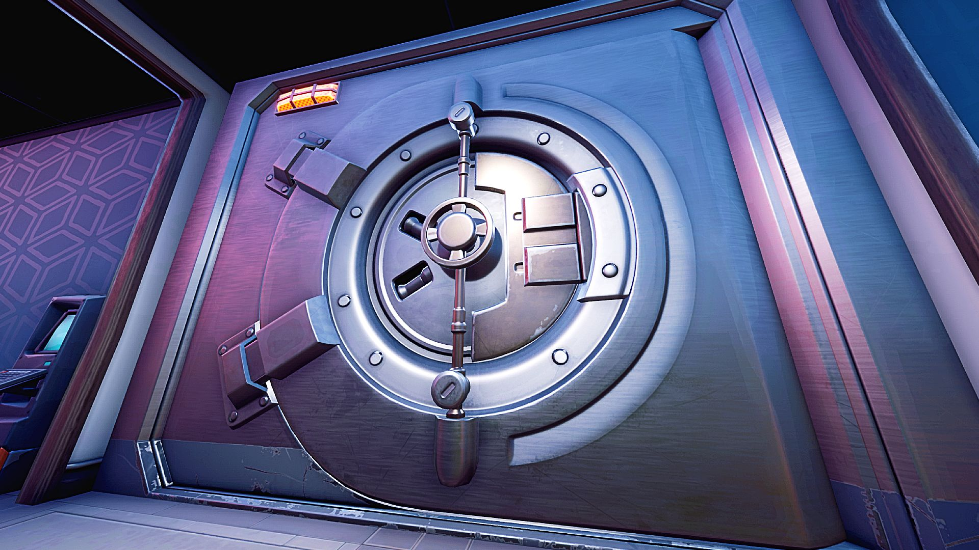 Fortnite Agency HQ Vault
