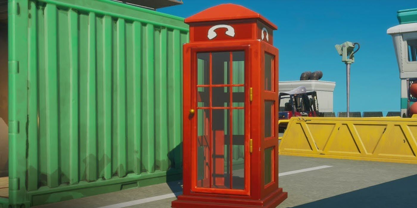 Fortnite Phone Booths