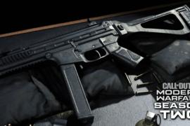 Modern Warfare Grau 5.56