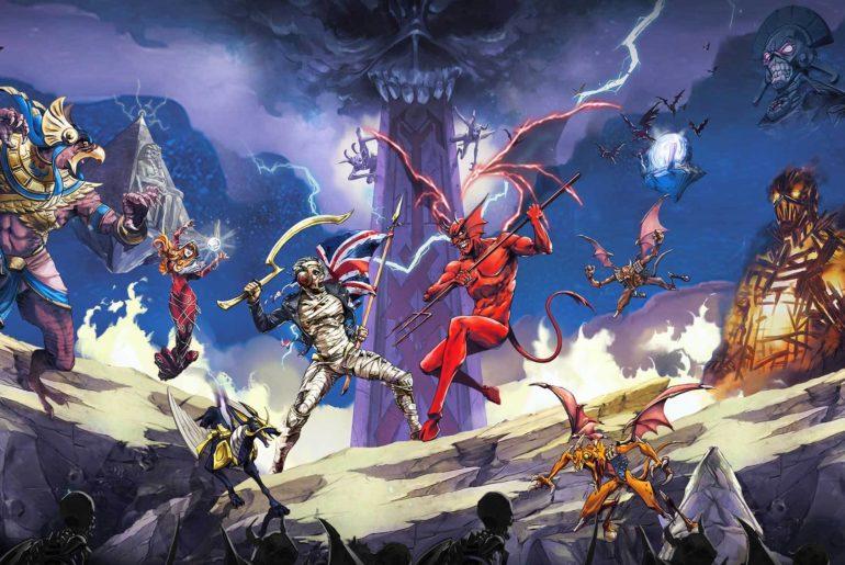 Iron Maiden: Legacy Of The Beast Cheats