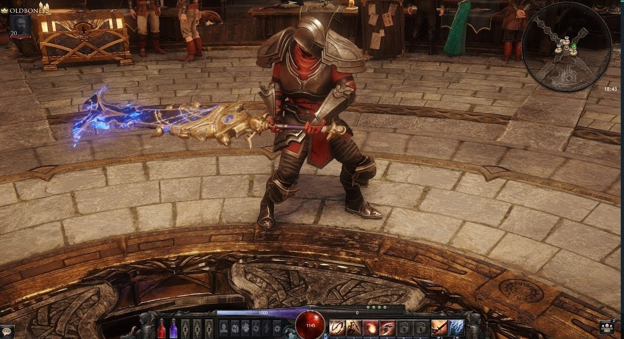 Wolcen: Lords Of Mayhem Bleeding Edge