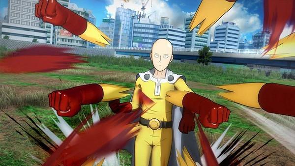 One Punch Man A Hero Nobody Knows Saitama