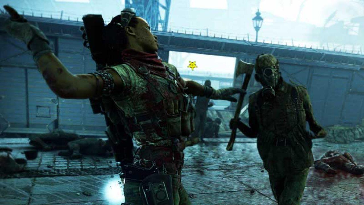 Zombie Army 4 Dead War Perks