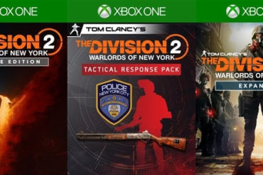 Division 2 Warlords Of New York Year