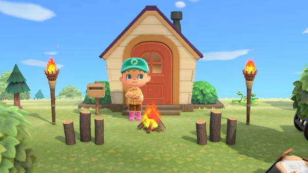 How to Move House and Buildings in Animal Crossing: New Horizons