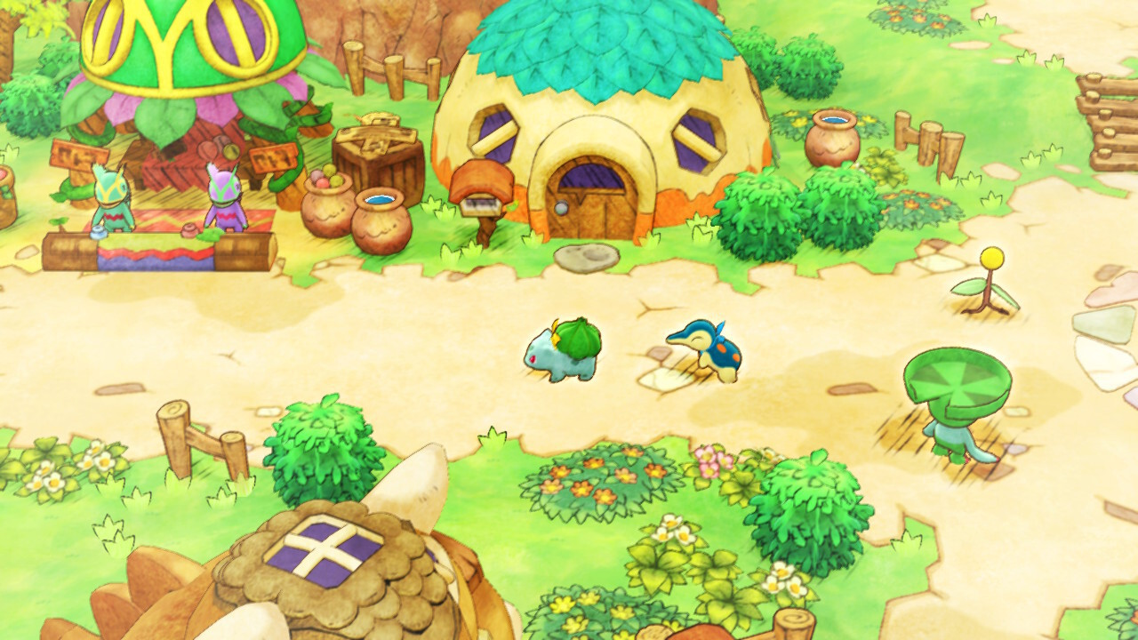 Mystery Dungeon DX Tips