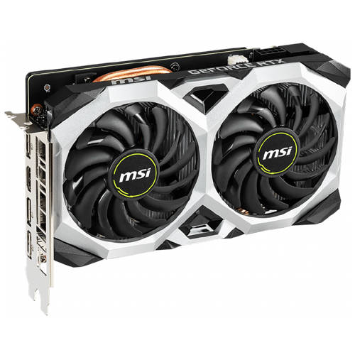 MSI GeForce RTX 2060 Ventus XS Warzone Graphics Cards