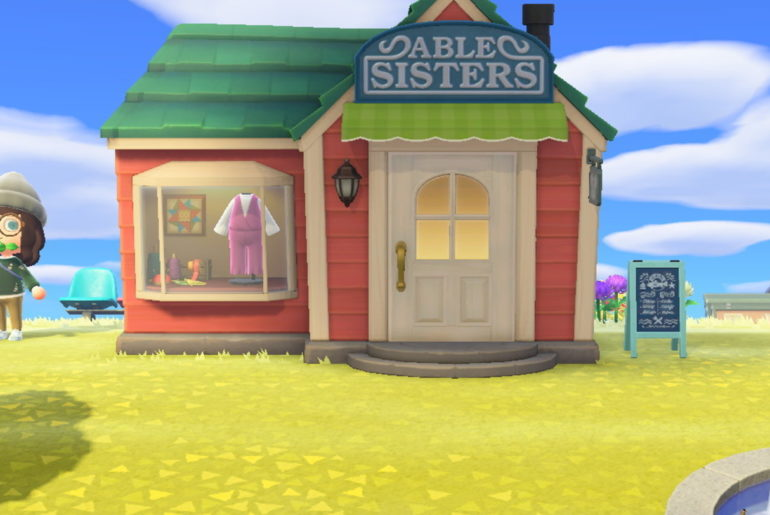 Able Sister's Shop New Horizons