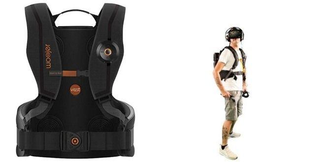 Woojer Vest Pro Haptic Vest