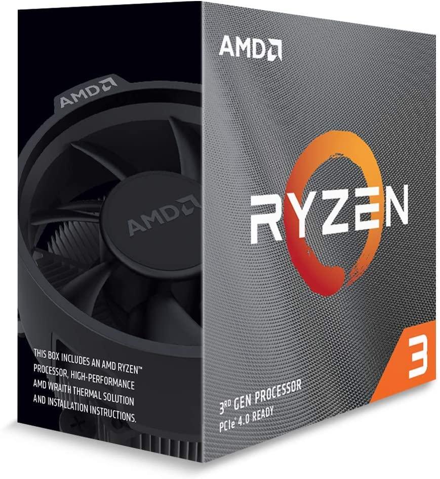AMD Ryzen 3 3100 (Best Budget CPU)
