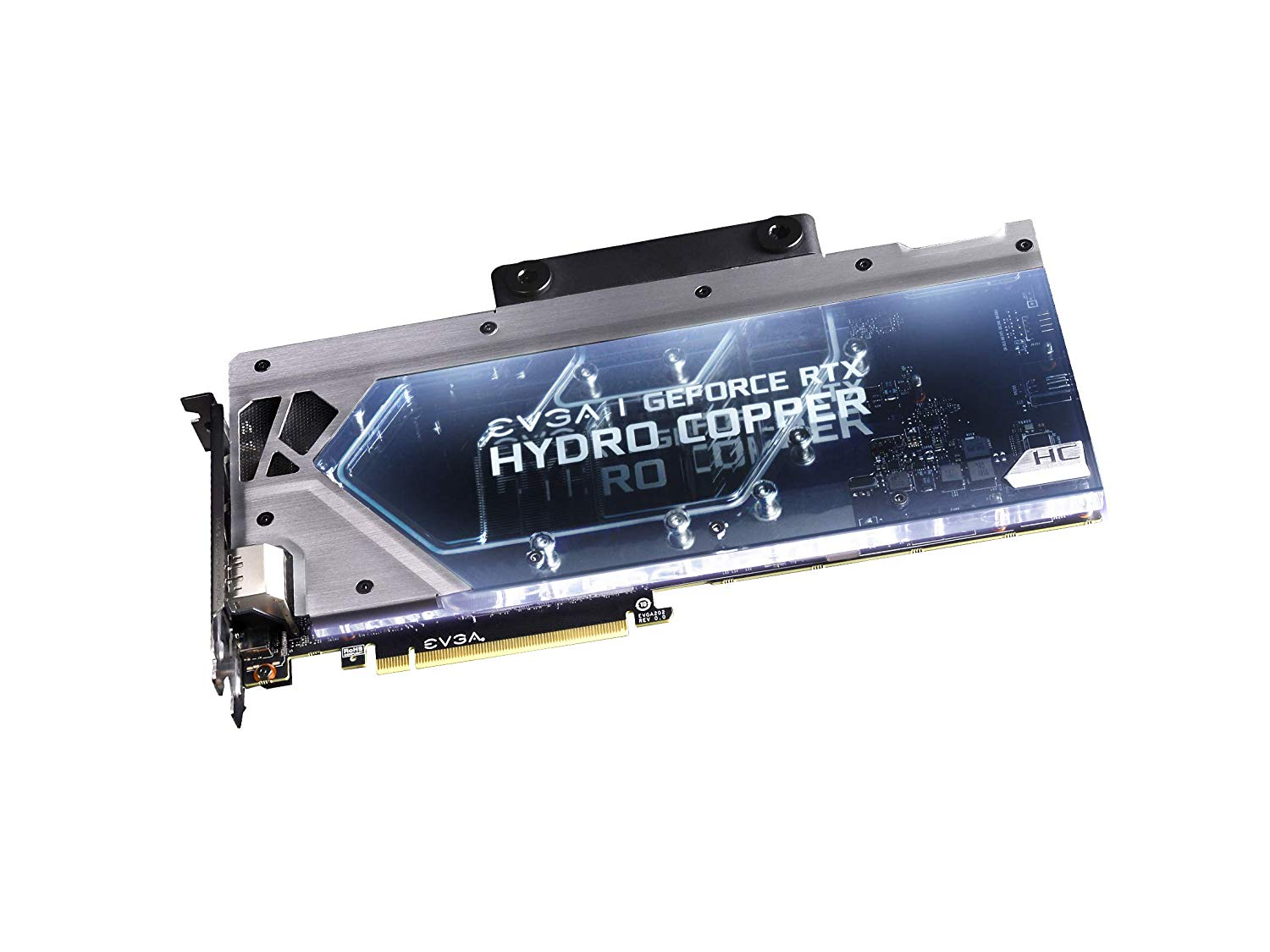 EVGA GeForce RTX 2080 Ti FTW3 Hydro Copper Warzone Graphics Cards