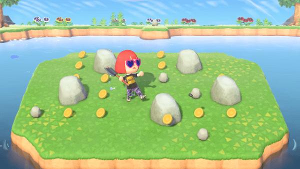 Animal Crossing New Horizons Bells Farming