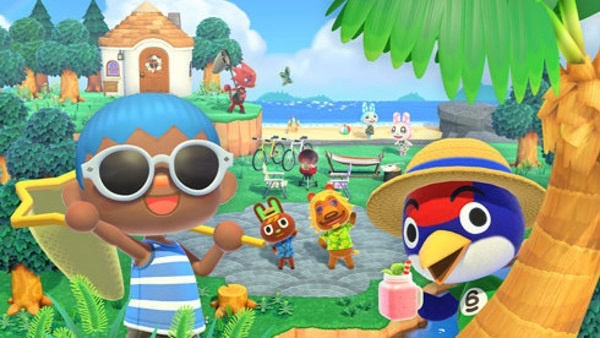 Animal Crossing New Horizons Shooting Stars Event