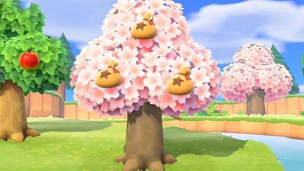Animal Crossing New Horizons money tree