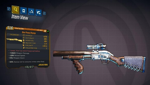 Borderlands DLC legendaries