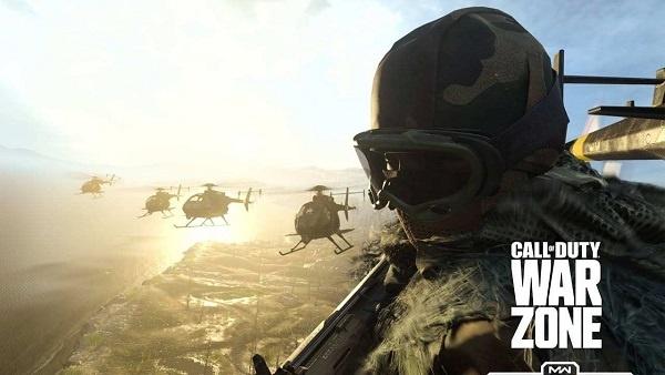 Call of Duty Warzone money farming